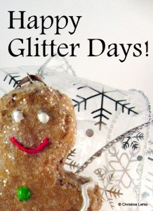 Happy Glitter Days Greeting!