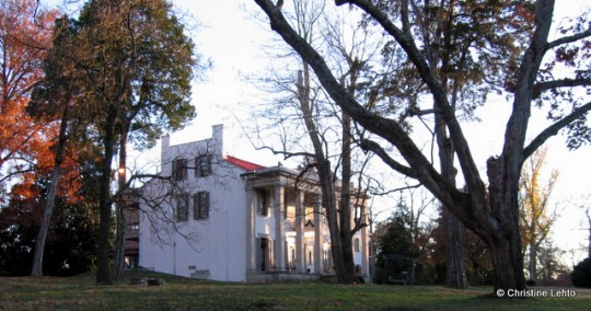 Belle Meade Plantation Mansion