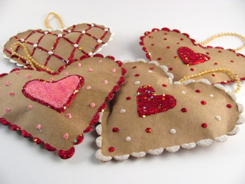 Paper Hearts (originally for Valentine's Day)
