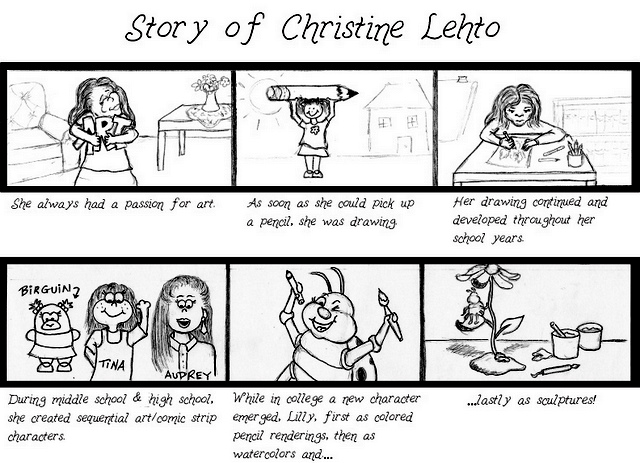The Story of Christine Lehto