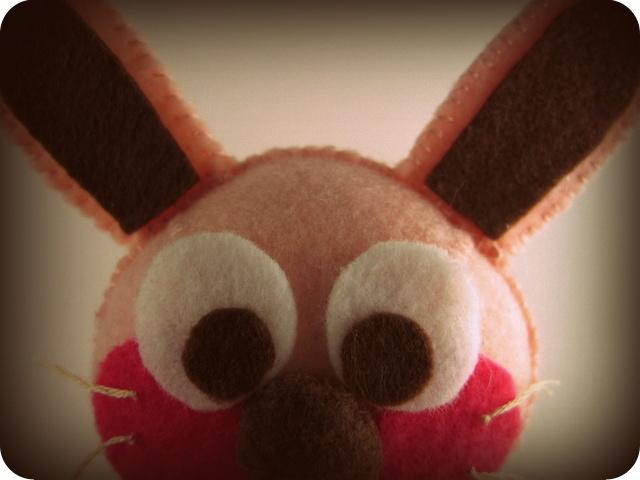 Ralphie the bunny