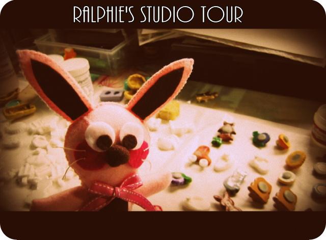Ralphie's Studio Tour